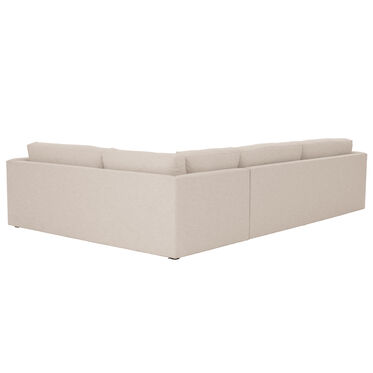 HAYWOOD LEFT ARM SECTIONAL, SOL - OATMEAL, hi-res