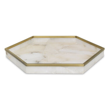 ALABASTER TRAY, , hi-res