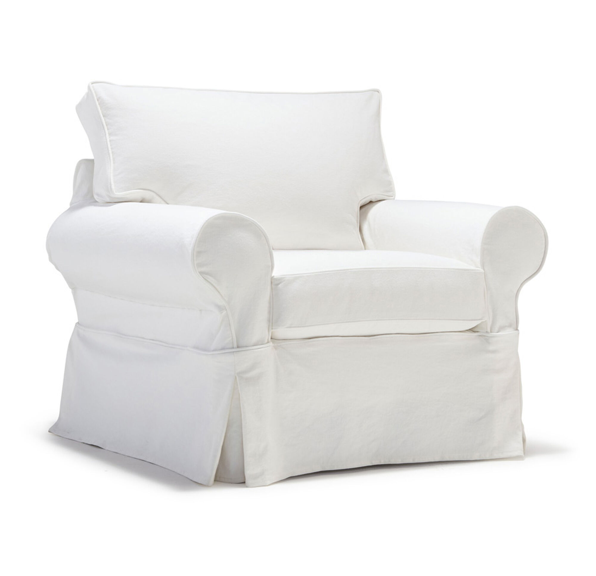 ALEXA II SLIPCOVER CHAIR