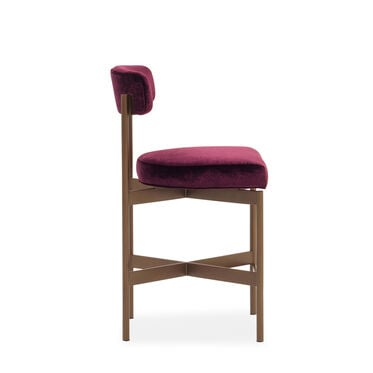 REMY COUNTER STOOL, BODEN - WINE, hi-res