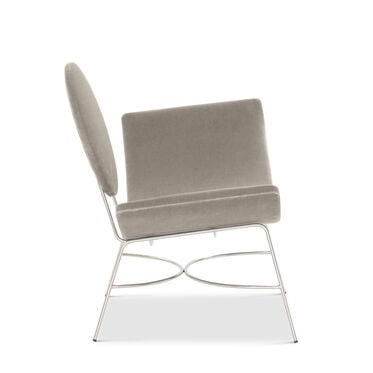ELROY RIGHT ARM CHAIR, BOULEVARD - TAUPE GR, hi-res
