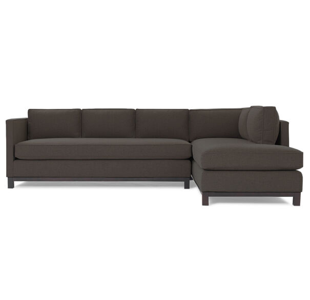 CLIFTON SECTIONAL SOFA, WHIT - ESPRESSO, hi-res