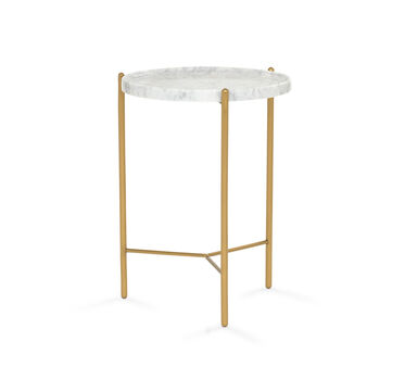 SEVILLE PULL-UP TABLE - BRASS, , hi-res