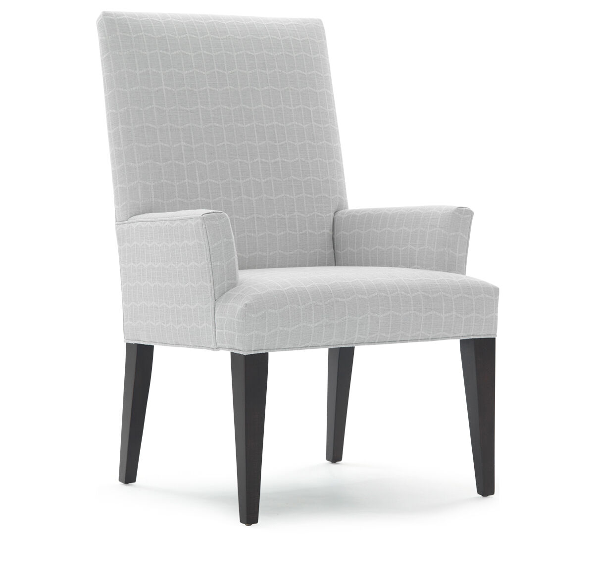 ANTHONY TALL ARM DINING CHAIR HADLEY - SILVER hi-res  sc 1 st  Mitchell Gold + Bob Williams & Dining Chairs