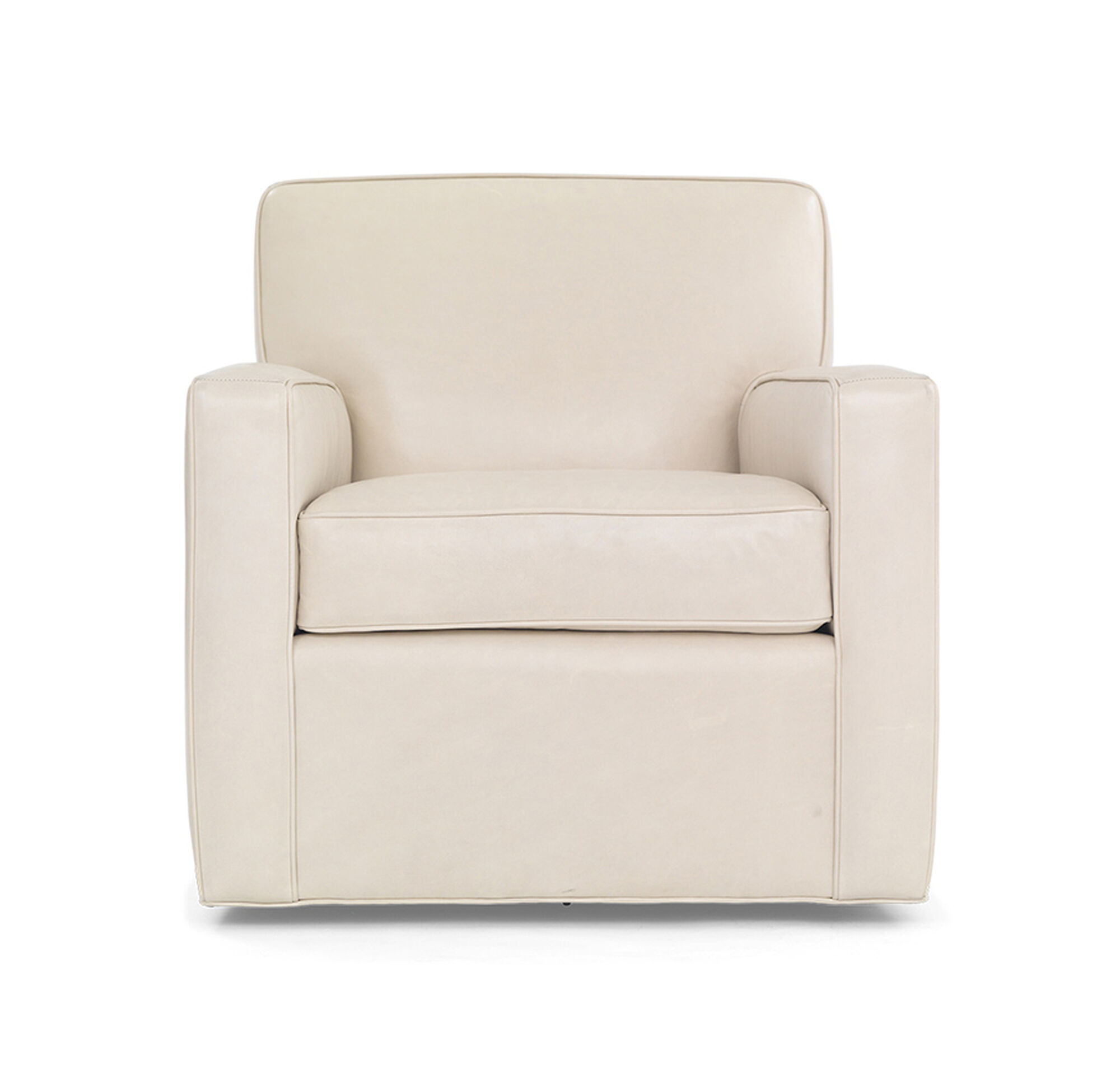 FELIX LEATHER SWIVEL CHAIR