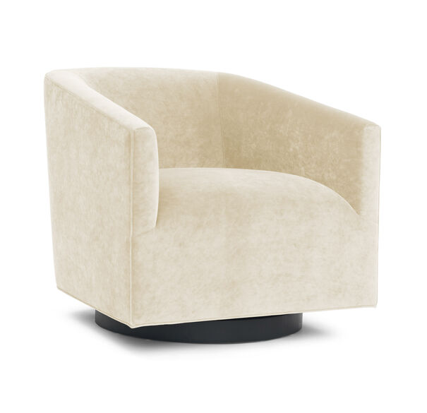 Cooper Studio Swivel Chair, BOULEVARD - ECRU, hi-res