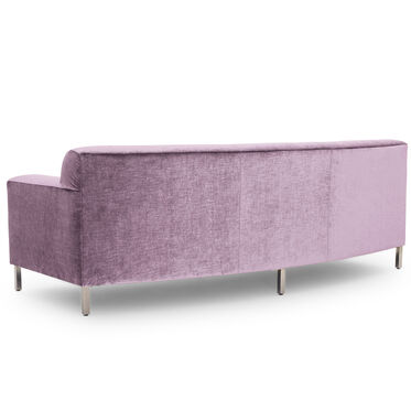 MARCELLO CURVED SOFA, BODEN - AMETHYST, hi-res