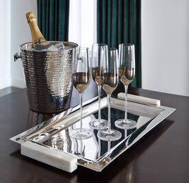 HAYWORTH CHAMPAGNE GLASS, , hi-res
