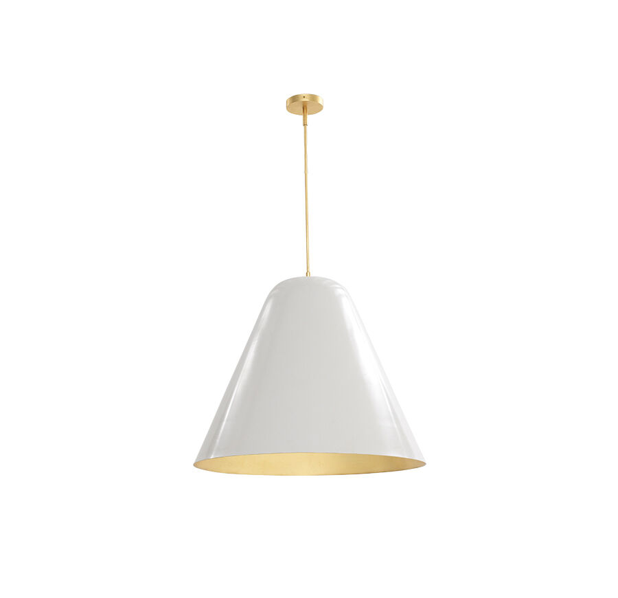 BIANCO LARGE PENDANT LIGHT  hi-res  sc 1 st  Mitchell Gold + Bob Williams & Ceiling and Pendant Lights azcodes.com