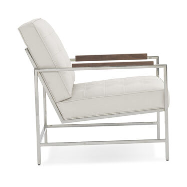 MAJOR ARM CHAIR, KOKO - WHITE, hi-res