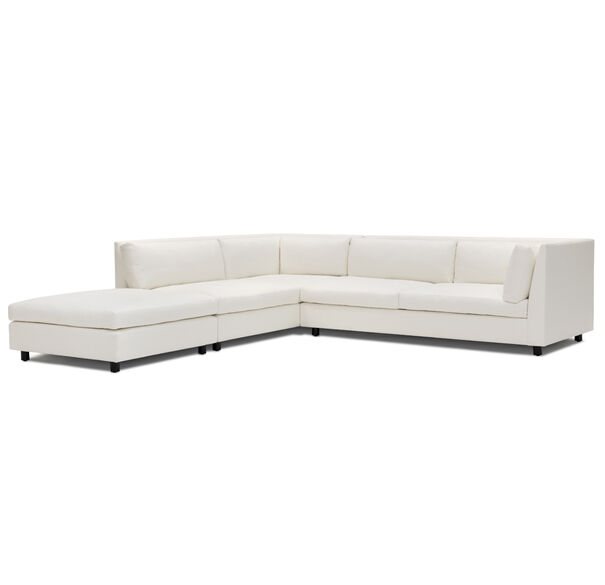 FRANCO LEFT SECTIONAL SOFA, TERRACE - ALMOND, hi-res