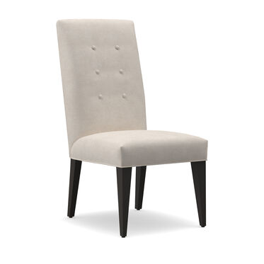 OLIVER TALL SIDE DINING CHAIR, PAULSON - ECRU, hi-res