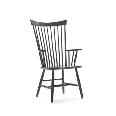 WINLEY ARM DINING CHAIR - STORM, , hi-res