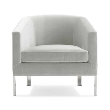 AVERY CHAIR, LINLEY - PEWTER, hi-res