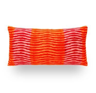 22X12 DOWN PILLOW NO WELT, MERIDA - PINK, hi-res