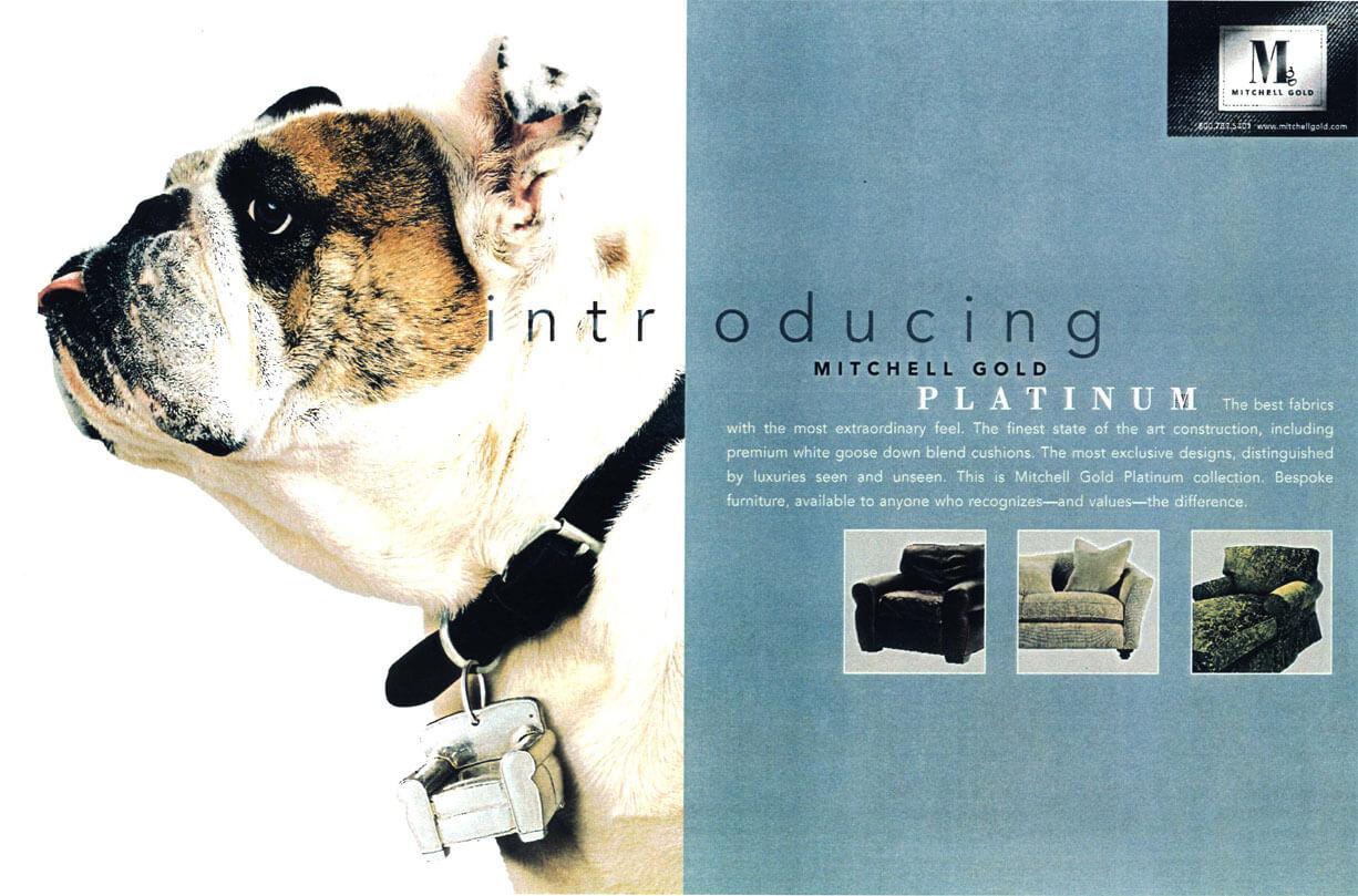 Introducing, Mitchell Gold Platinum