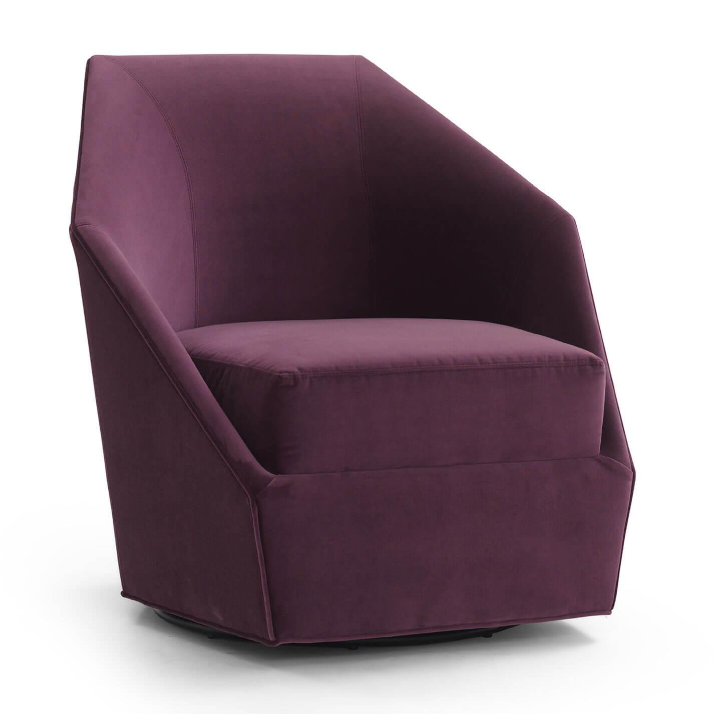 Jewel Swivel Chair