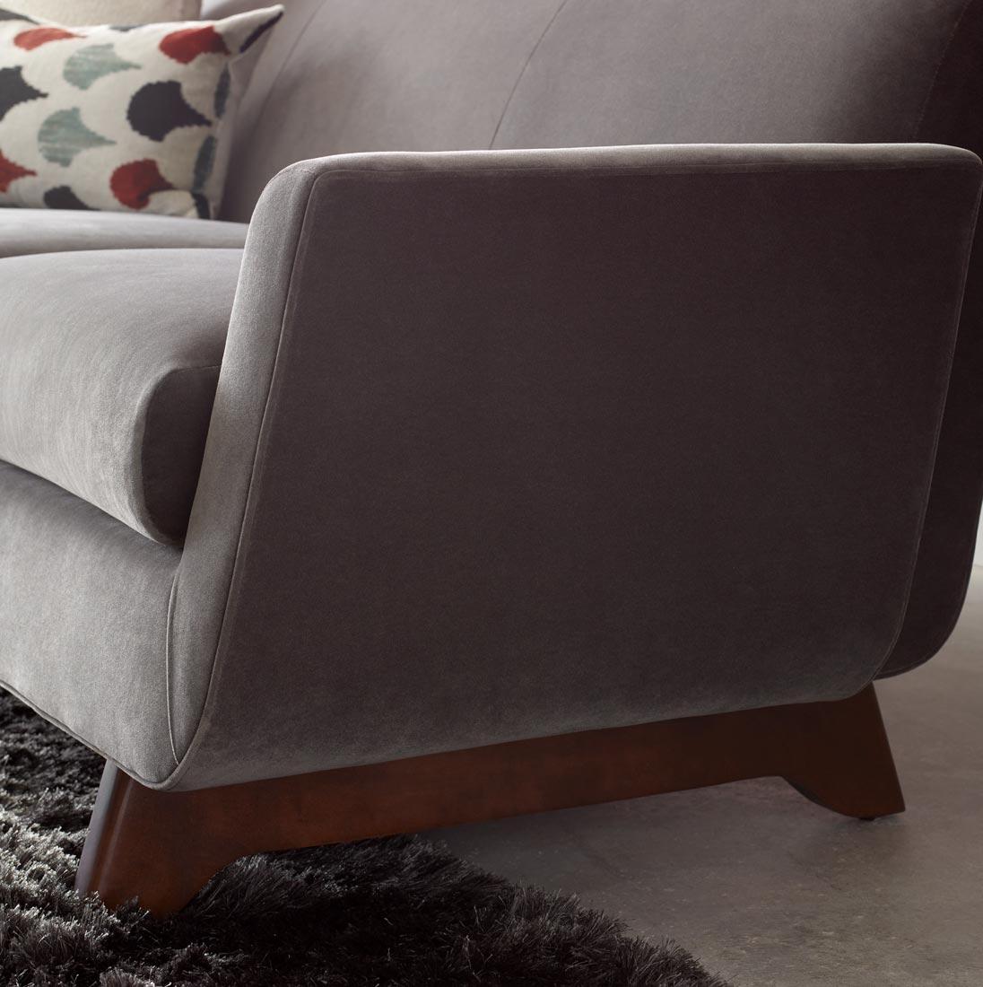 Supernova sofa side view