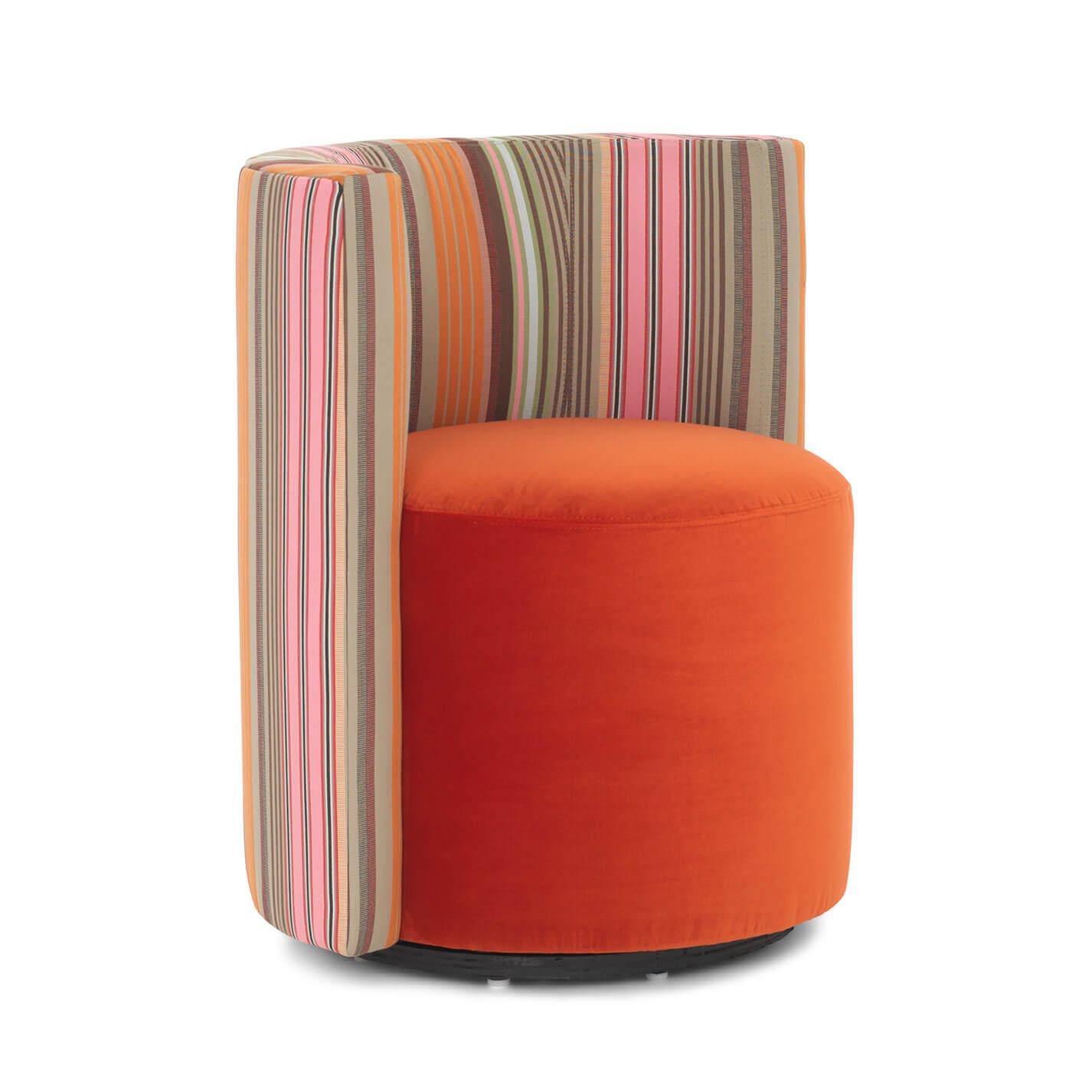 Poppy Swivel Chair
