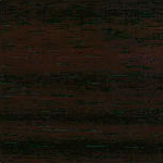 Casegood finish swatch in Rosewood