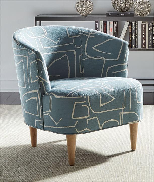 Costello Chair in Shilo-Agean