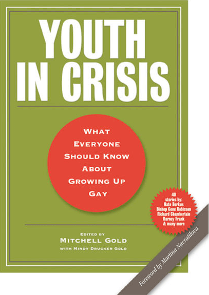 Cover to Youth in Crisis book