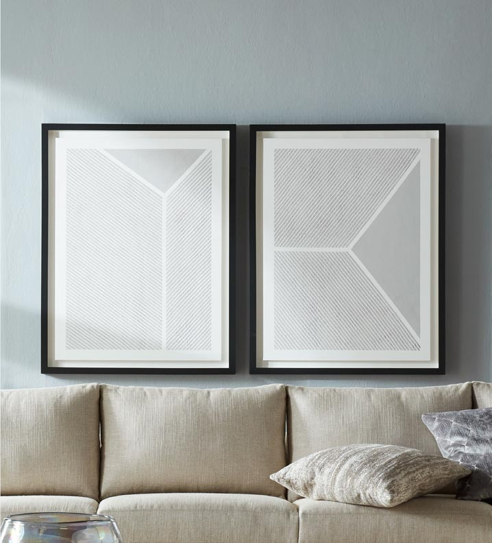 Single Wall Art - Becomes 2 Art