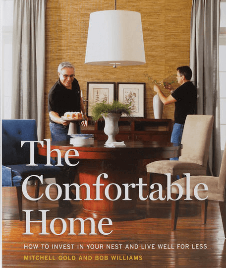 Cover to The Comfortable Home Book