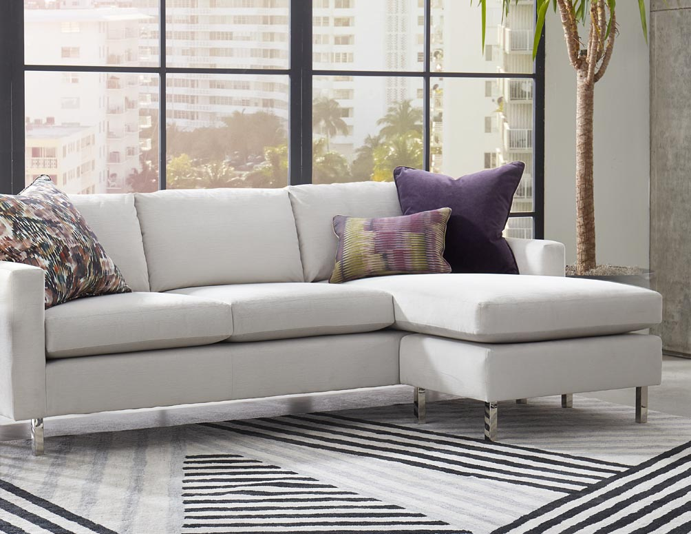 Hunter Studio Chaise Sectional