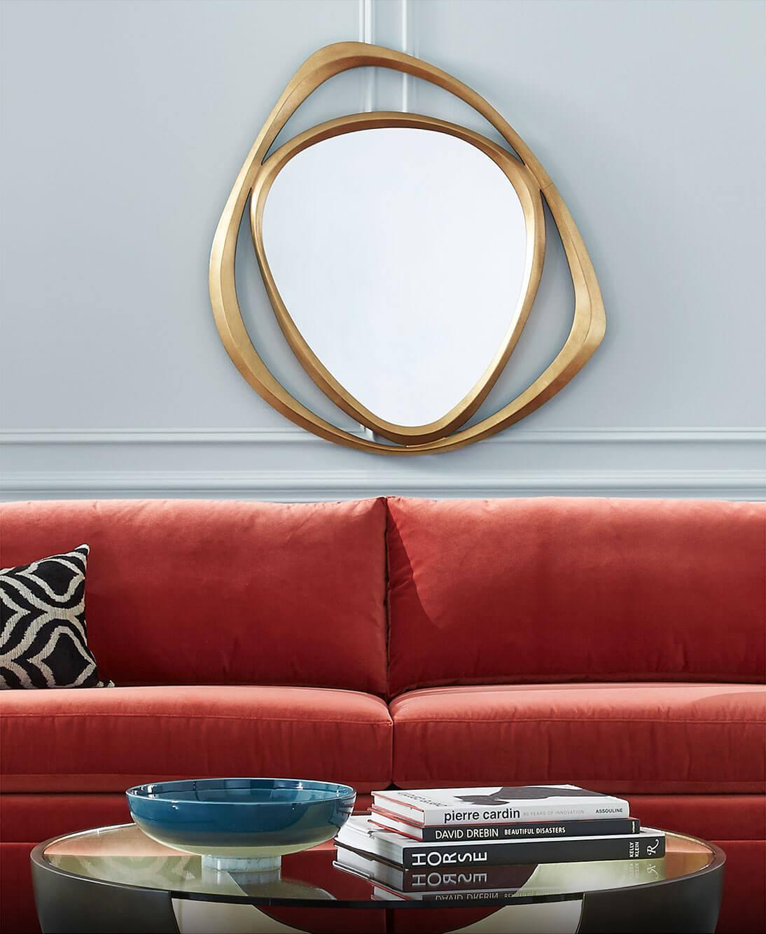 Mirrors & Wall Art