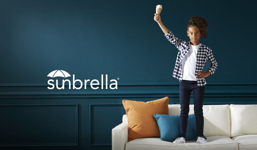 Learn about our partnership with Sunbrella