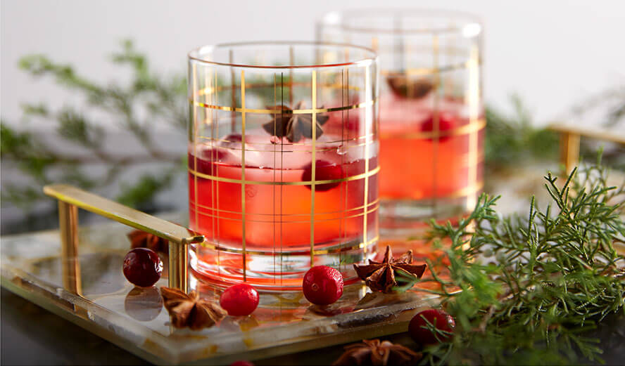 2018 Holiday Cocktail Recipes