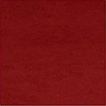 Casegood finish swatch in Rouge