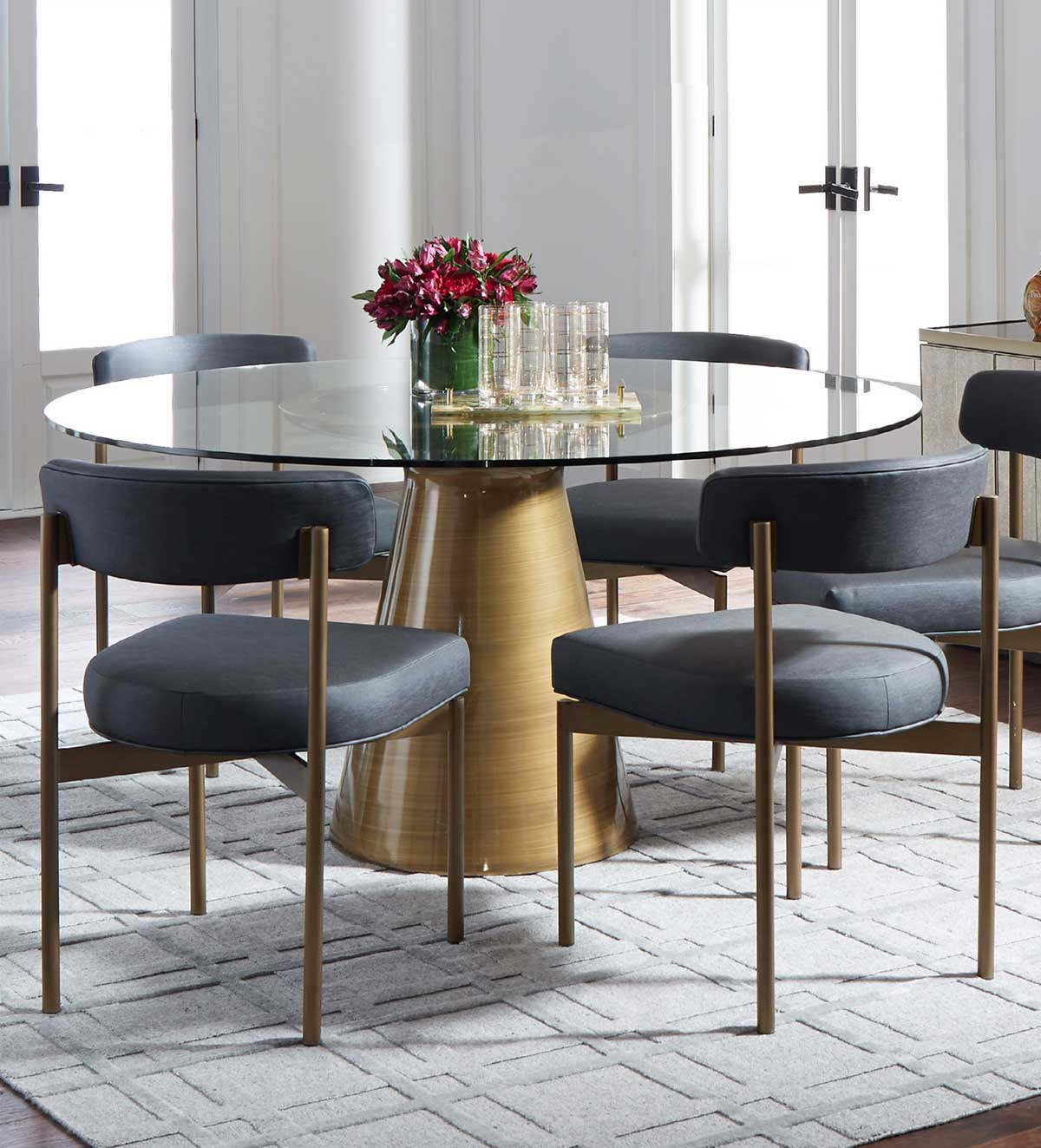 Dine in Style - thoughtfully designed to suit any space and taste.