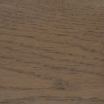 Casegood finish swatch in Flax