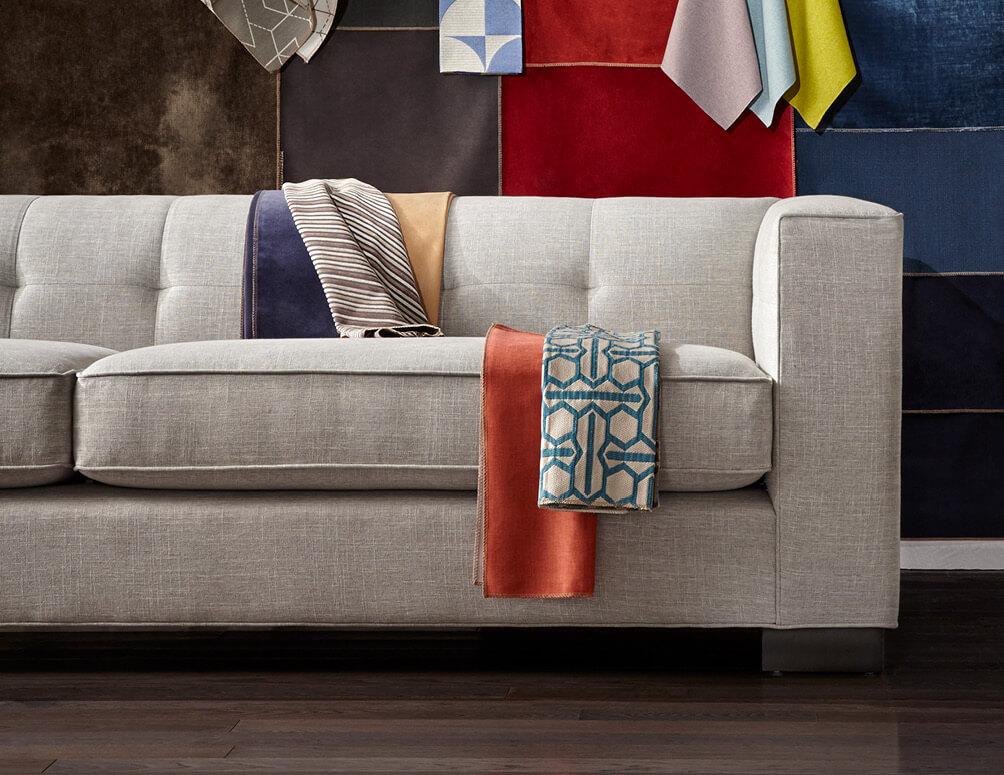 Multi-Swatch Sofa