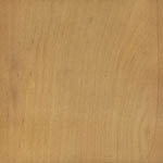 Wood finish swatch in Natural