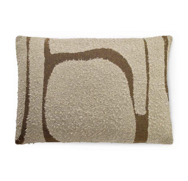 Avana Brown Pillow