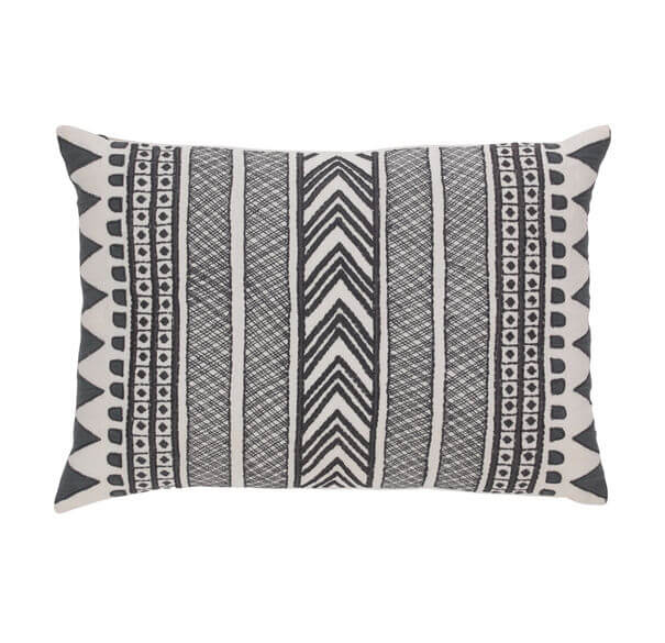 Linear Stripe Pillow