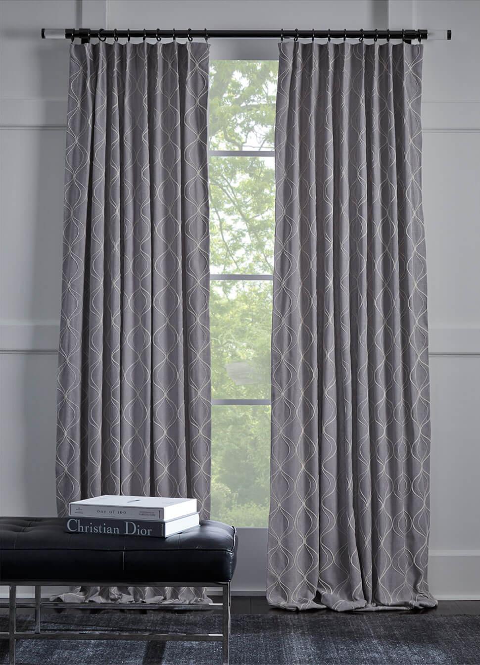 Savannah drapery collection: Pattern