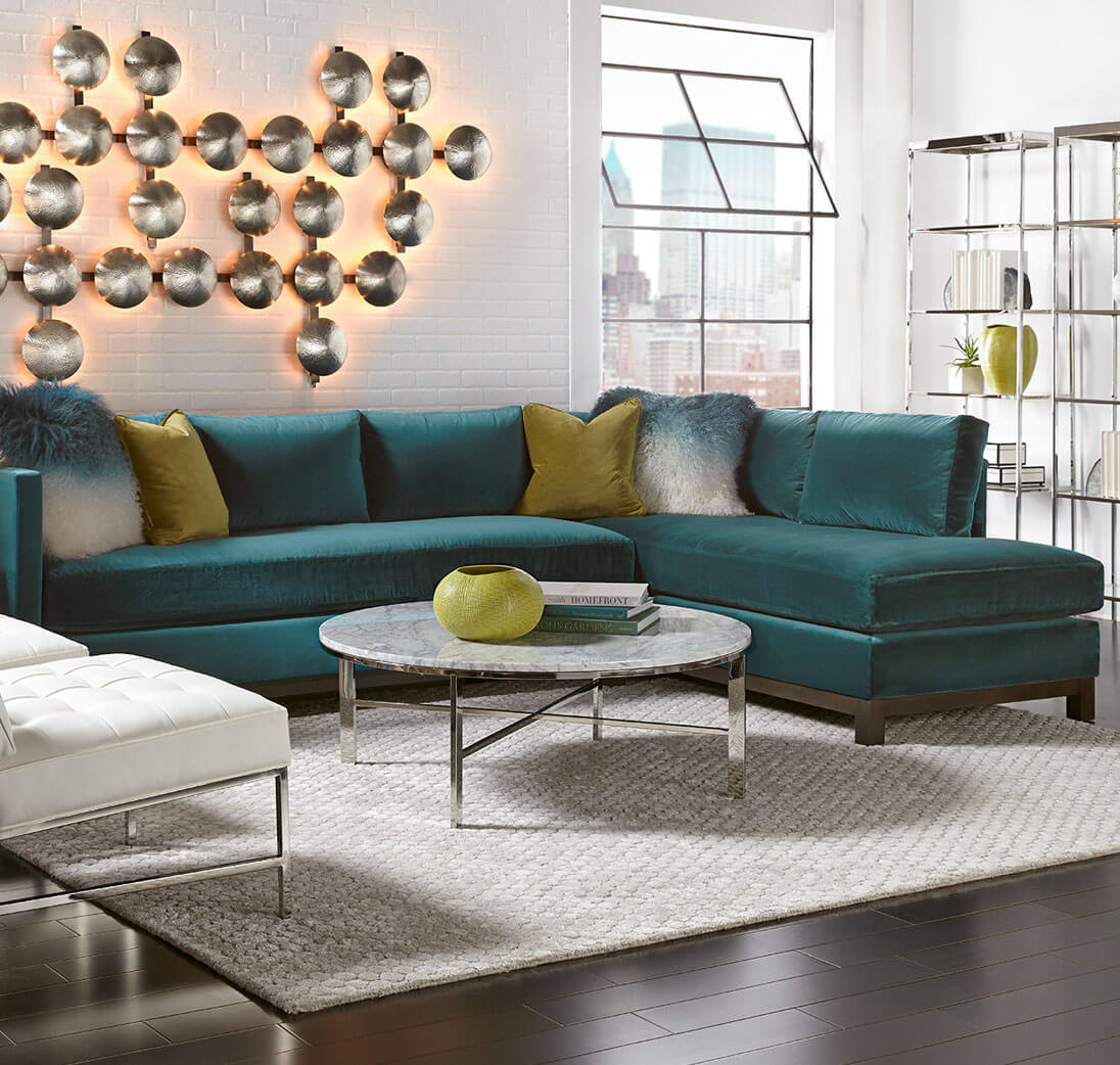 Clifton Sectional Setting