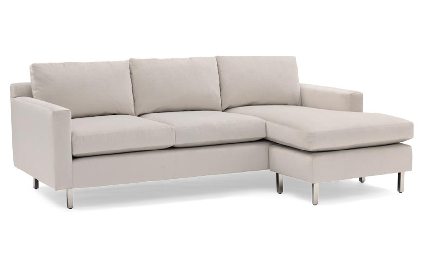 Hunter Studio Reversible Chaise Sectional