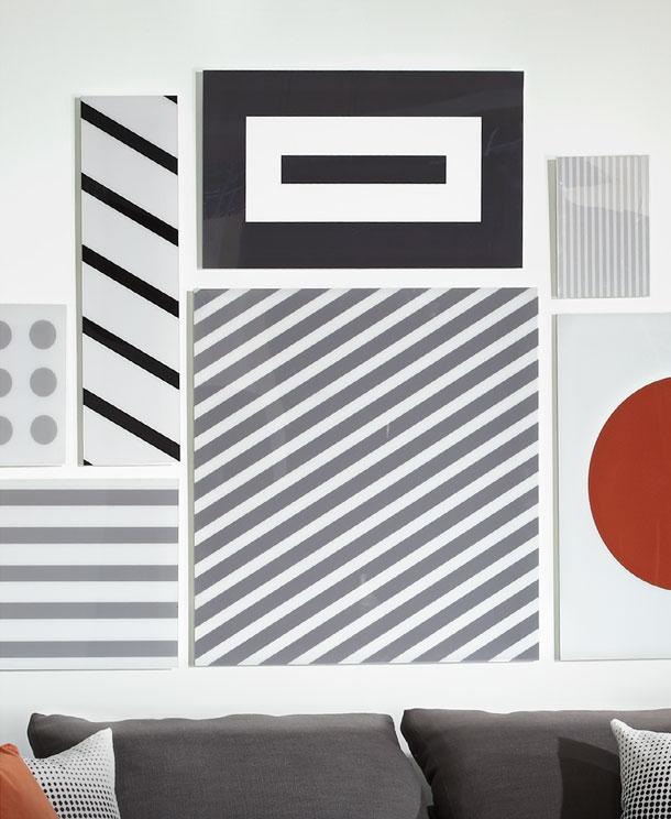 Wall art assortment