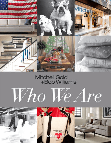 Cover to Mgbw Who We Are book
