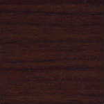 Casegood finish swatch in Delaney Walnut