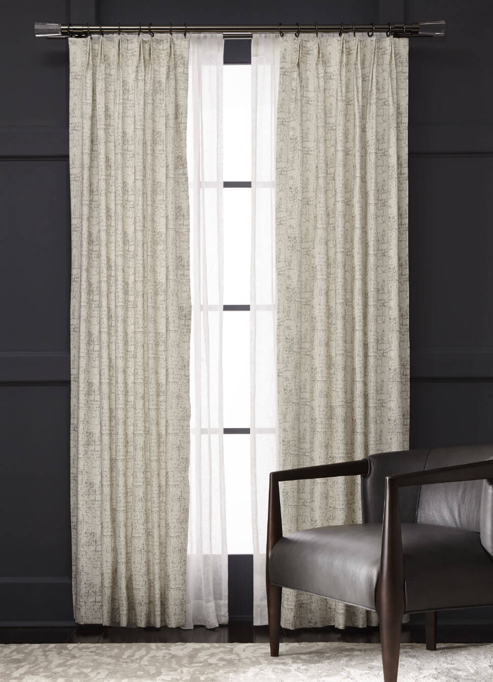 Birch drapery collection: Pattern