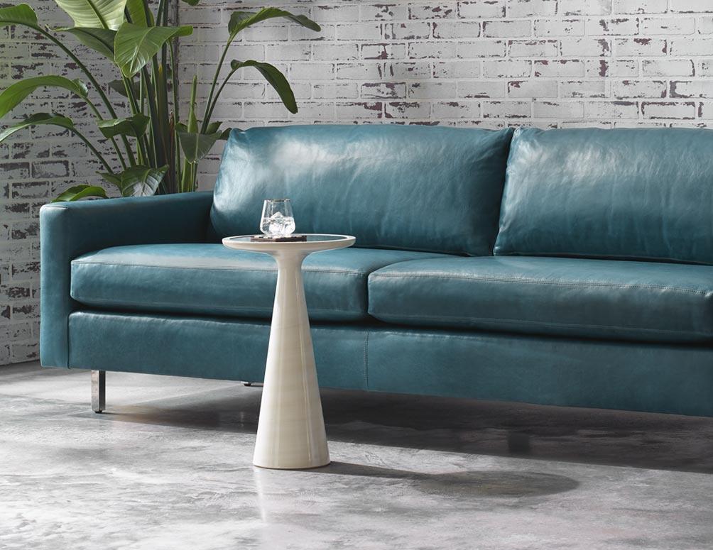 Hunter Leather Sofa