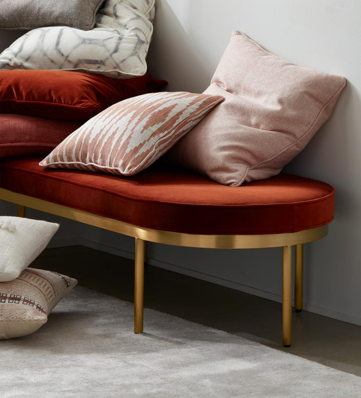 Shop Ottoman and Benches imagery