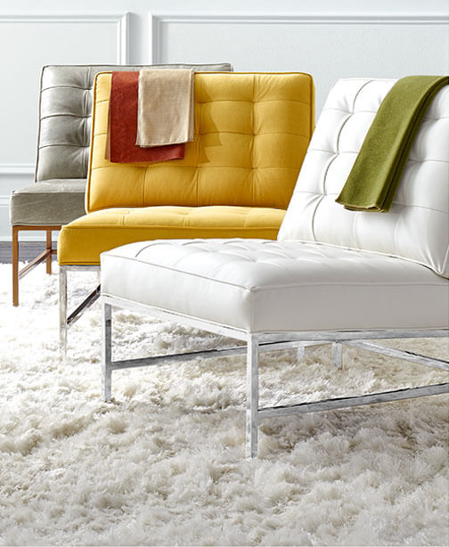 Our Upholstery: 4 Ways