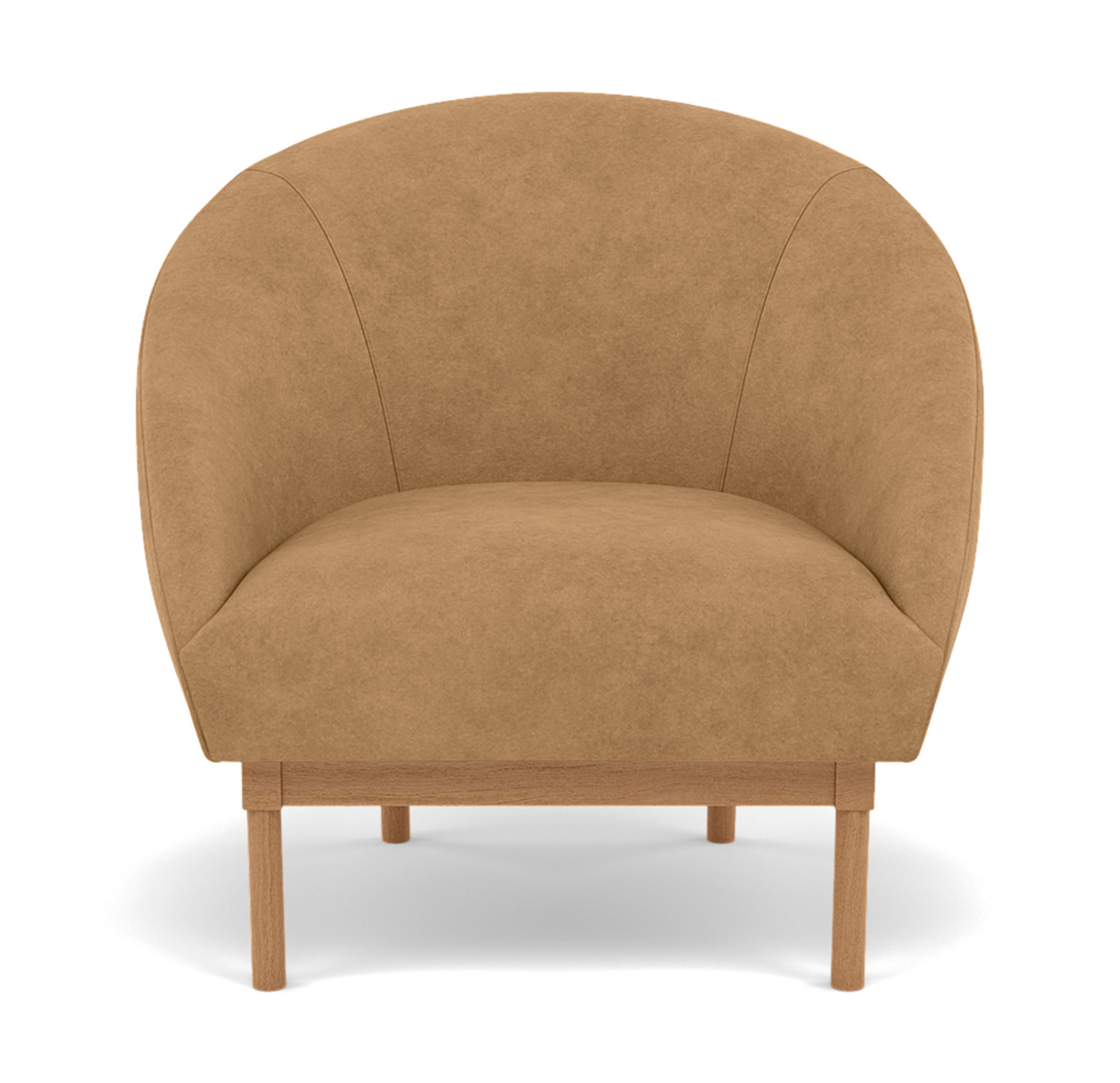 ROSE LEATHER CHAIR, Moab - DESERT, hi-res